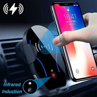 Automatic Induction Car Wireless Charger Holder