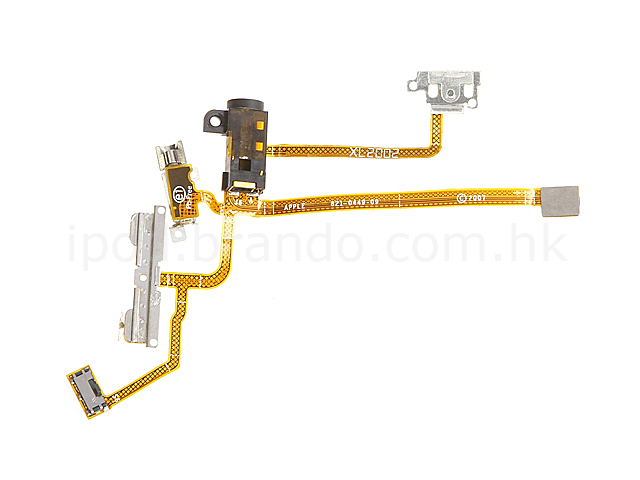 Headphone Jack Assembly for iPhone