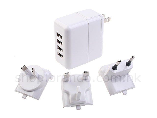 AC to 5-USB Power Adaptor (2000mA)