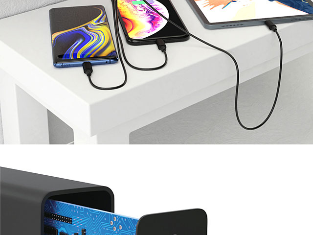 AMAZINGthing 30W PD 3-Port Supreme Wall Charger