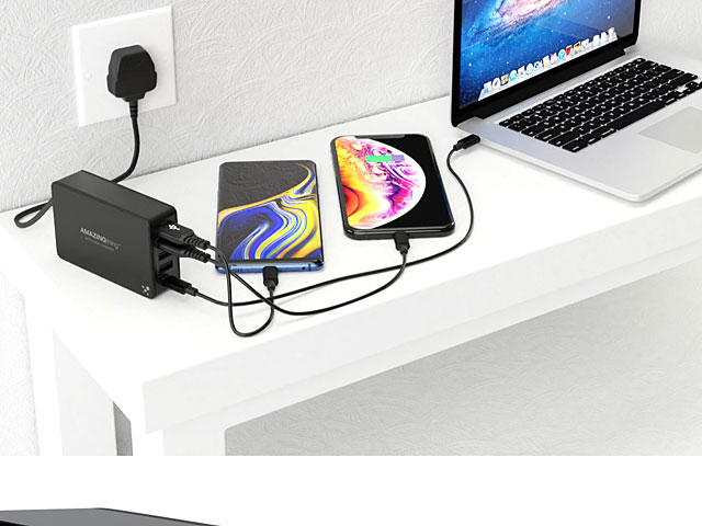 AMAZINGthing 63W PD 5-Port Supreme Desktop Charger