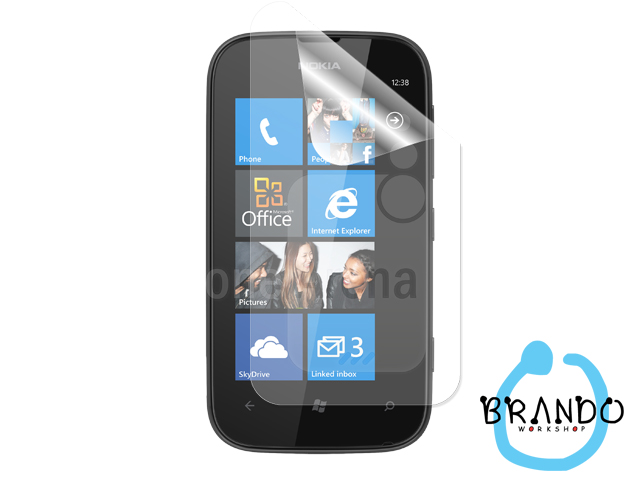 Brando Workshop Anti-Glare Screen Protector (Nokia Lumia 510)