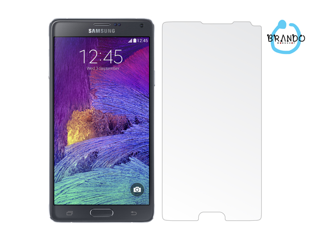 Brando Workshop Anti-Glare Screen Protector (Samsung Galaxy Note 4)