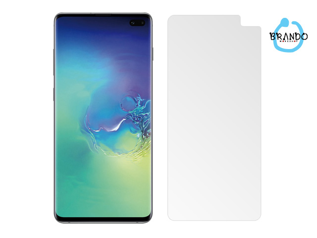 Brando Workshop Anti-Glare Screen Protector (Samsung Galaxy S10+)