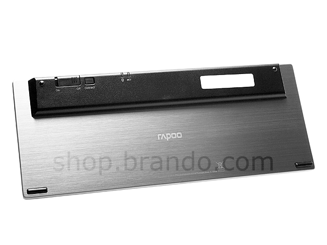 Rapoo E6300 Bluetooth Ultra-Slim Keyboard