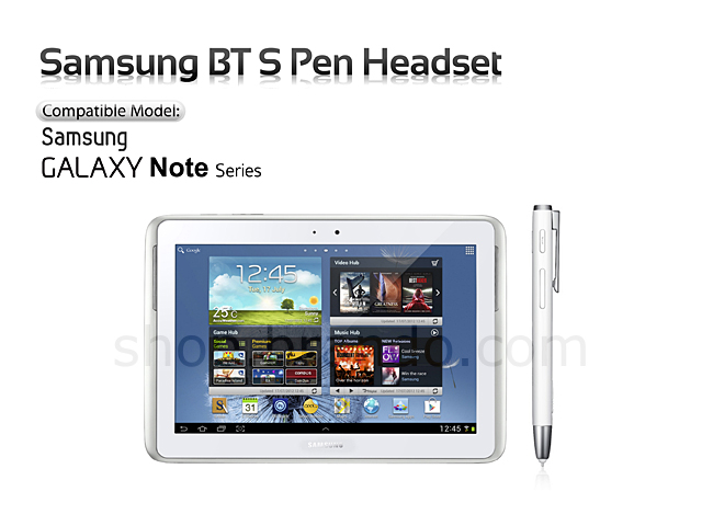 Samsung BT S Pen Headset