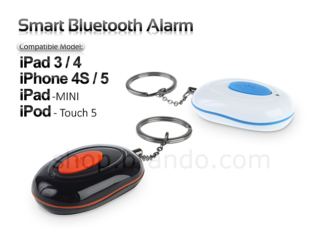 Smart Bluetooth Alarm