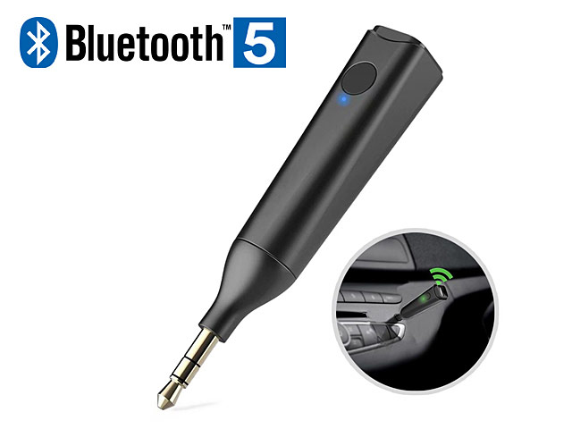 Bluetooth v5.0 Mini Audio Music Receiver Adapter