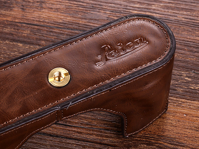 Leica M9 Half-Body Leather Case Base