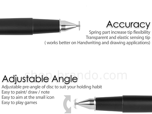 DAGI Touch Panel Stylus with Roller Pen (P603)