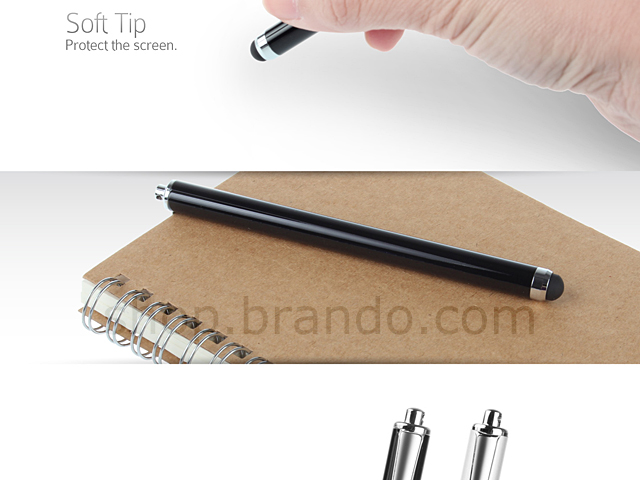 Capactive Soft Touch Pen