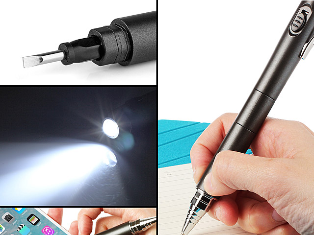 4-in-1 Touch Pen