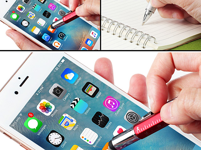 5-in-1 Touch Pen