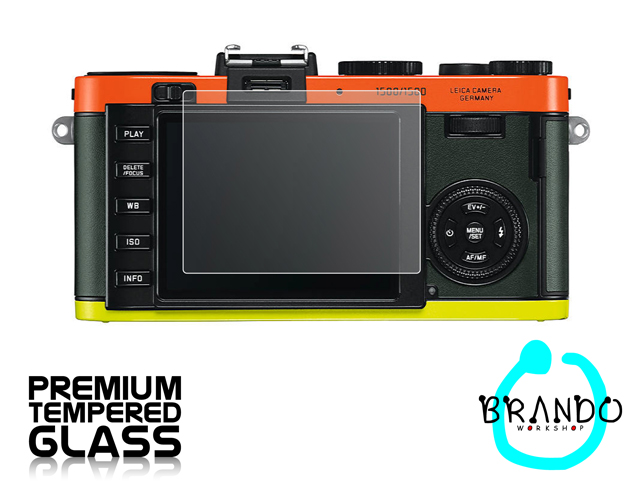 Brando Workshop Premium Tempered Glass Protector for Camera (Leica X2)