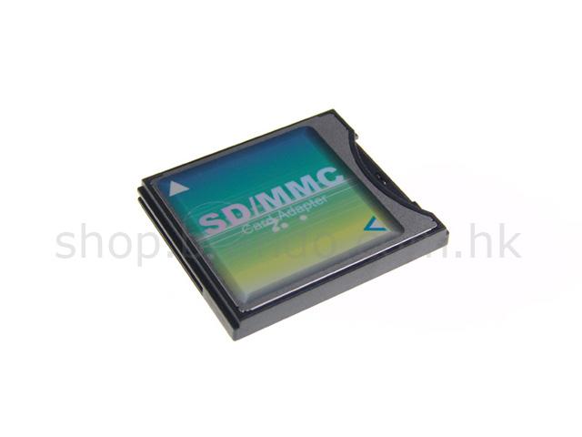 cf to sd mmc card adapter