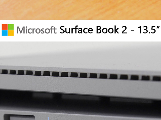 "Microsoft Surface Book 2 - 13.5"" Aluminum Micro SD Adapter"