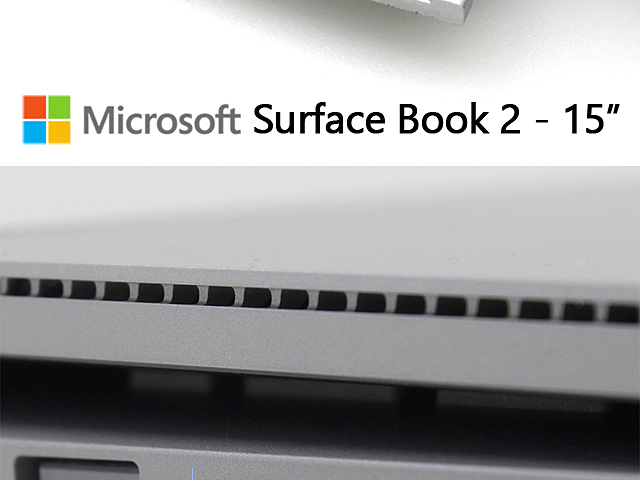 "Microsoft Surface Book 2 - 15"" Aluminum Micro SD Adapter"