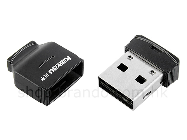 USB MicroSD(HC) Card Reader with Easy Eject