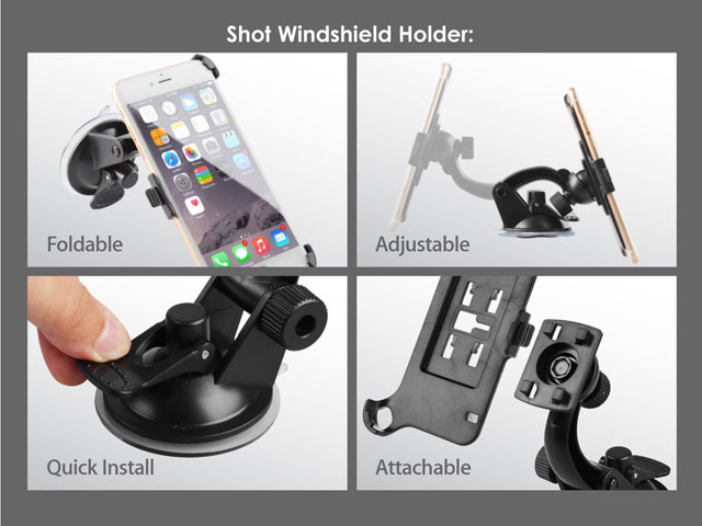 iPhone 6 / 6s Windshield Holder