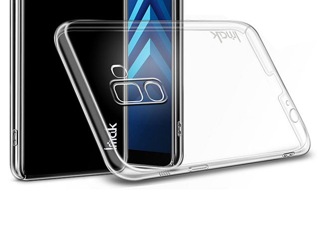 Imak Crystal Pro Case for Samsung Galaxy A8+ (2018)