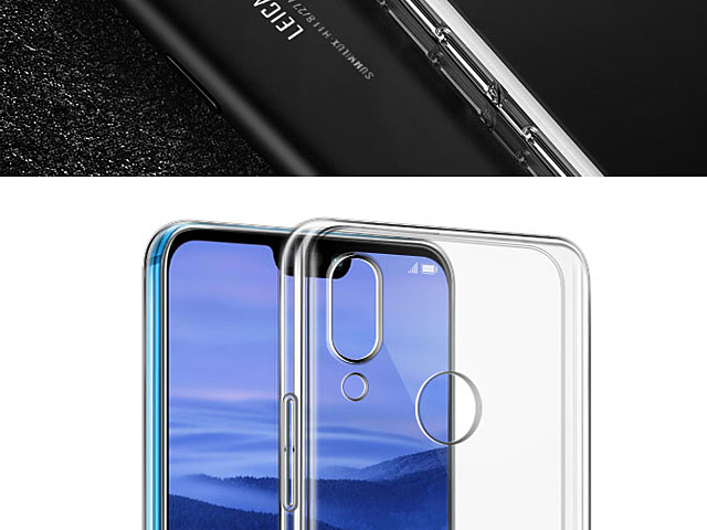 Imak Crystal Pro Case for Huawei P20 Lite
