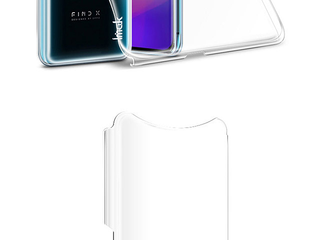 Imak Crystal Case for OPPO Find X