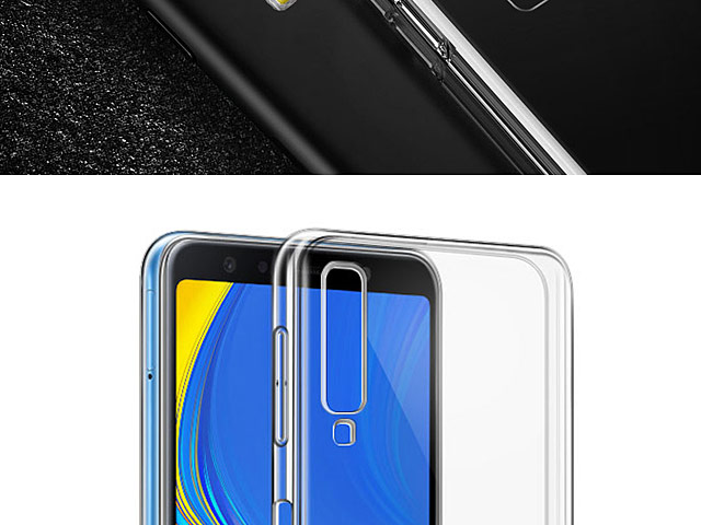 Imak Crystal Pro Case for Samsung Galaxy A7 (2018)