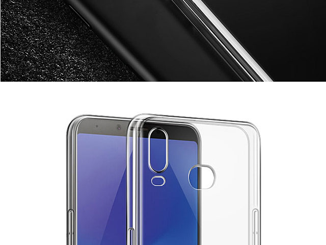 Imak Crystal Pro Case for Samsung Galaxy A6s