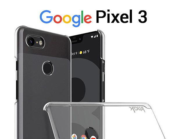 Imak Crystal Case for Google Pixel 3
