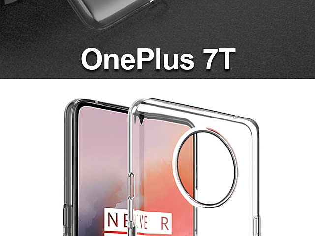 Imak Crystal Pro Case for OnePlus 7T