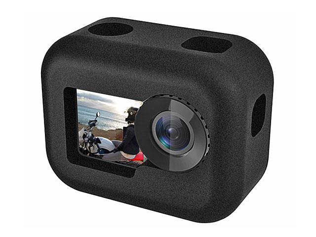 High Density Foam Windshield for DJI Osmo Action with Frame