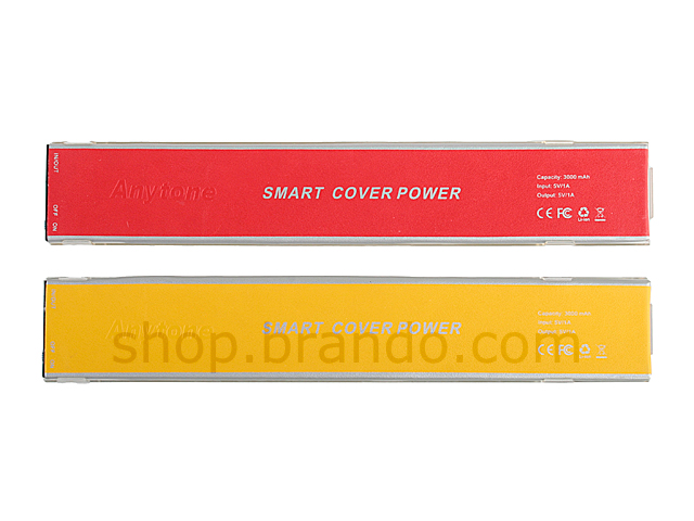Anytone Smart Cover Power For iPad 2 (3000mAh)