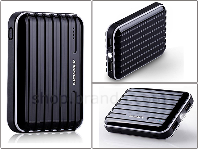 Momax 8800mAh IPower GO Dual USB Output (2.1A+1A) External Battery