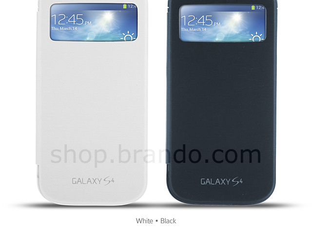 new arrival 9741a 9a5fc Power Case For Samsung Galaxy S4 with Cover - 4500mAh
