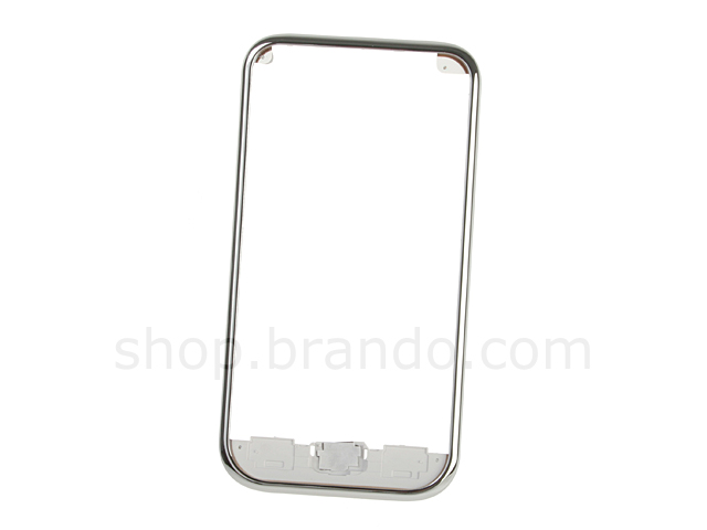 Samsung i9000 Galaxy S  Replacement Front Bezel - Silver