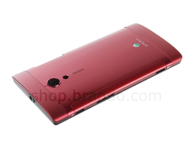 Sony Xperia Ion LT28i Replacement Housing - Red