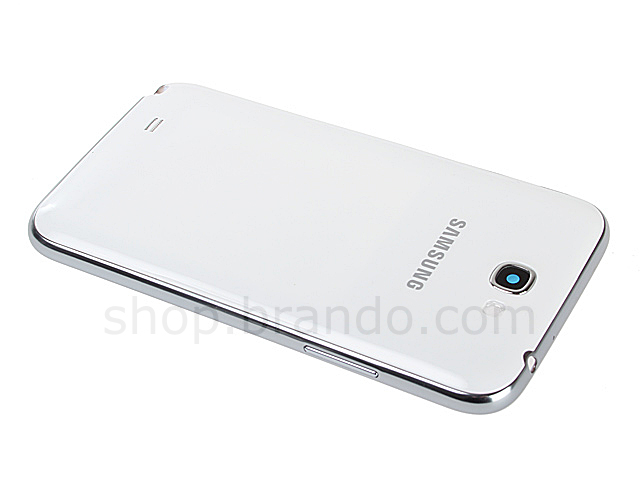 Samsung Galaxy Note II GT-N7100 Replacement Housing - White