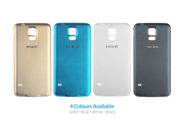 Samsung Galaxy S5 Replacement Back Cover