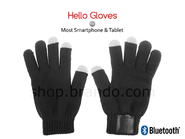 Hello Gloves