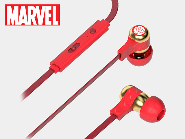 Tribe Star War Iron Man 3.5mm In-Ear Headphone