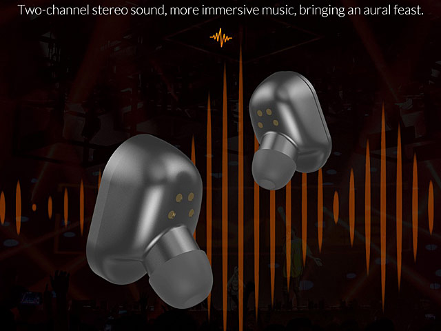 ORICO Hi-Fi TWS Bluetooth Earphones