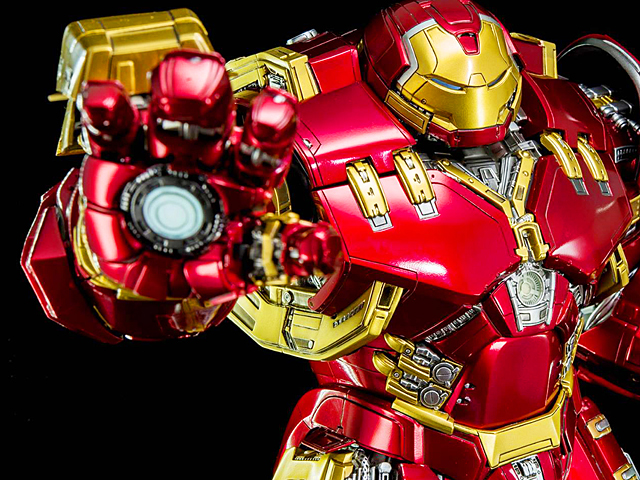 MARVEL Iron Man - Hulkbuster 3.5mm Phone Strap