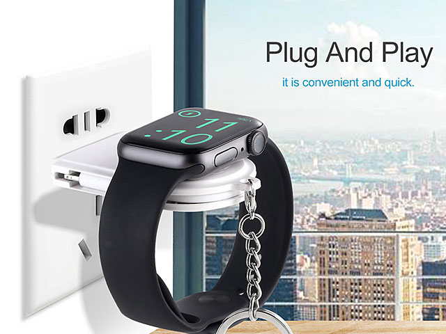2-in-1 Portable Magnetic Lightning Charger