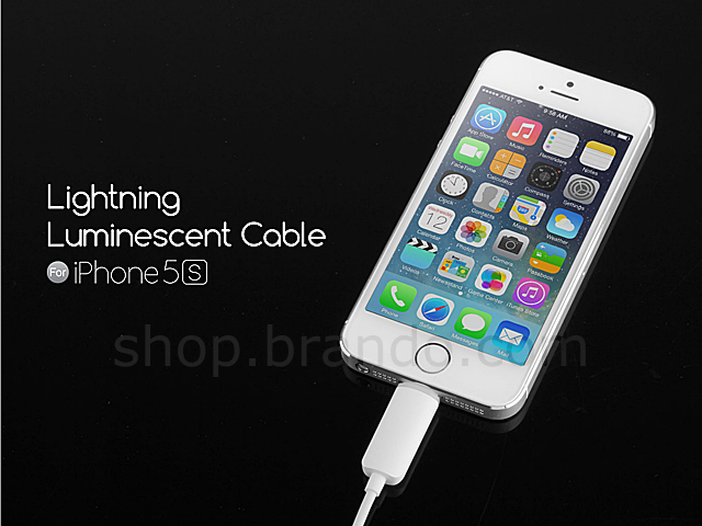 Lightning Luminescent Cable