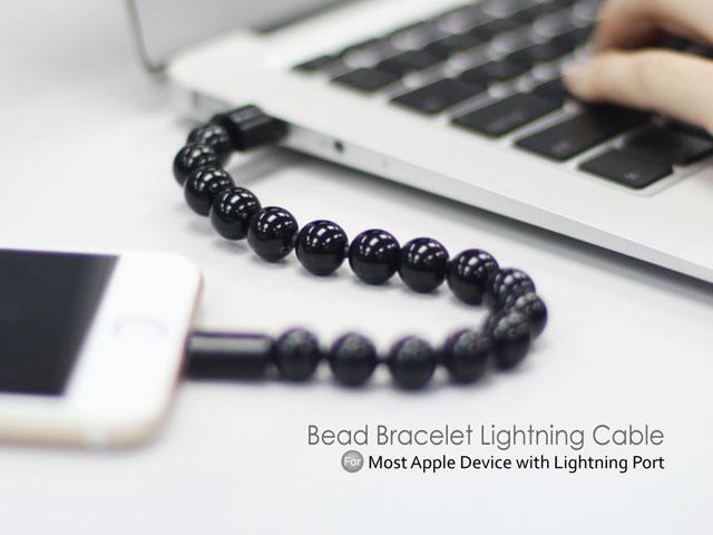 Bead Bracelet Lightning Cable