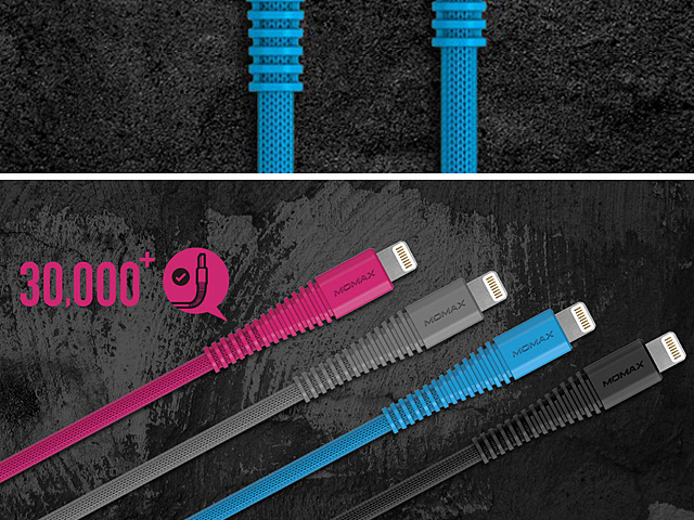 Momax Tough Link Lightning Cable