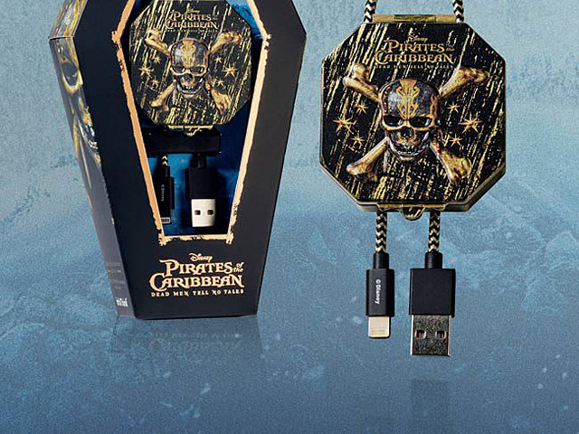 infoThink Pirates of the Caribbean (2017) Lightning USB Cable