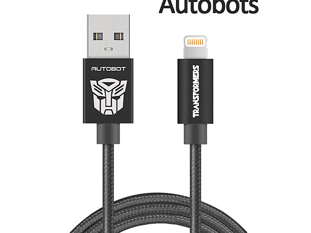 Transformers Lightning USB Cable