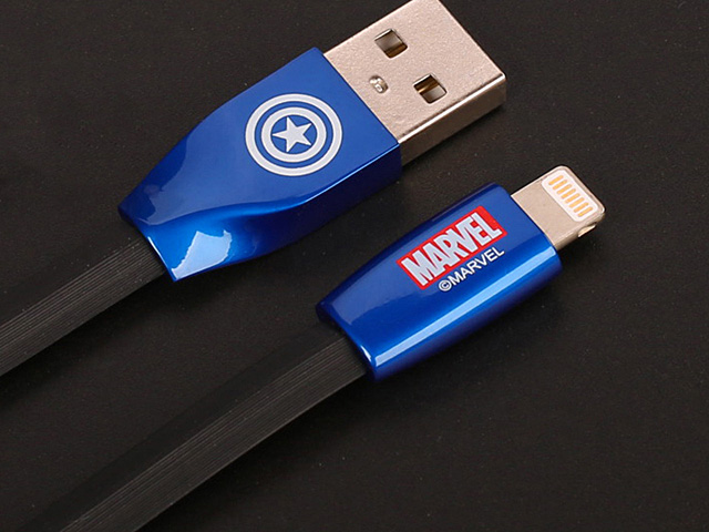 Marvel Series Alloy Lightning Cable