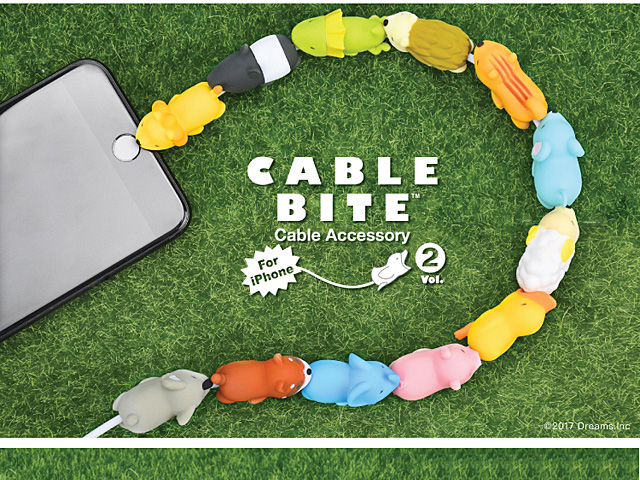Cable Bite 2 for Lightning Cable